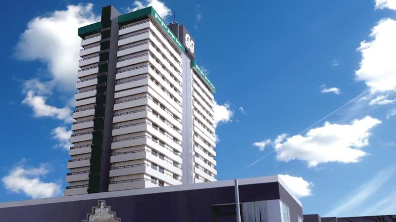 作並温泉 La楽リゾートホテルグリーングリーン